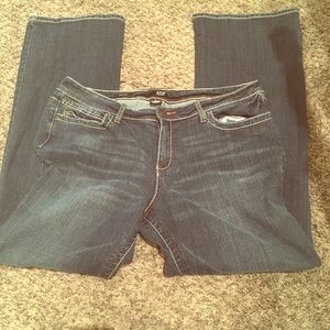 A new approach jeans